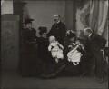 The Bassano family, by Alexander Bassano - NPG x150676