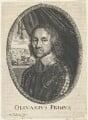 Oliver Cromwell, by William Faithorne - NPG D22713