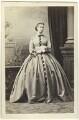 Elizabeth Laura Caroline Stourton (née Throckmorton), by Antoine Claudet - NPG Ax46389