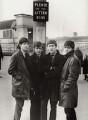 The Beatles (Paul McCartney; Ringo Starr; John Lennon; George Harrison), by Michael Ward - NPG x128565