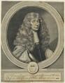 Sir Francis Englefield, 3rd Bt, by William Faithorne - NPG D22725