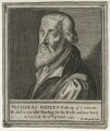 Nicholas Ridley, by William Marshall, after  Magdalena de Passe, after  Willem de Passe - NPG D23153