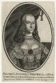 Christina, Queen of Sweden, after Jacob Henrik Elbfas - NPG D23242