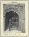 Frederick Foxcroft, by Sir (John) Benjamin Stone - NPG x44674