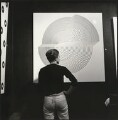 Bridget Riley, by Ida Kar - NPG x128599