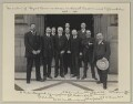 'Members of the Royal Commission on Coast Erosion and Afforestation, 1906-1911', by Sir (John) Benjamin Stone - NPG x128582