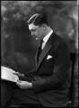 William John St Clair Anstruther-Gray, Baron Kilmany, by Bassano Ltd - NPG x150756