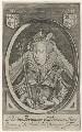 Mary, Queen of Scots, after Renold or Reginold Elstrack (Elstracke) - NPG D23290