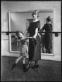 Madame Olivette's dance studio, by Bassano Ltd - NPG x120783