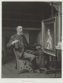Philip Hermogenes Calderon, by Ralph Winwood Robinson, published by  C. Whittingham & Co - NPG x7356