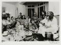 The Beatles with Maharishi Mahesh Yogi, by Philip Townsend - NPG x128616