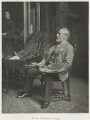 Henry Tanworth Wells, by Ralph Winwood Robinson, published by  C. Whittingham & Co - NPG x7400