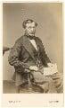 Sir Daniel Gooch, 1st Bt, by Maull & Co - NPG Ax46465