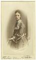 Caroline Alicia Georgiana Pauncefort-Duncombe, by George Sebright - NPG Ax46440