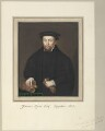 Called Sir James Dyer, attributed to Thomas Athow, after  Unknown artist - NPG D23250