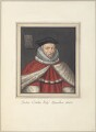 Sir John Croke, attributed to Thomas Athow, after  Unknown artist - NPG D23257