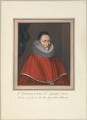 Sir Thomas Crewe (Crew), attributed to Thomas Athow, after  Unknown artist - NPG D23261