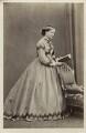 Zoe Sophia Charlotte (née Burton), Lady de Robeck, by Thomas Cranfield - NPG Ax46308