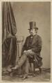 George Francis Robert Harris, 3rd Baron Harris, by William Henry Southwell - NPG Ax46396