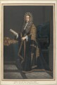 John Smith, attributed to Thomas Athow, after  Sir Godfrey Kneller, Bt - NPG D23276