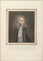 Sir Thomas Hanmer, 4th Bt, attributed to Thomas Athow, after  Sir Godfrey Kneller, Bt - NPG D23279
