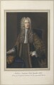 Arthur Onslow, attributed to Thomas Athow, after  Unknown artist, after  Hans Hysing - NPG D23281