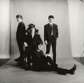 The Beatles (George Harrison; John Lennon; Paul McCartney; Ringo Starr), by Astrid Kirchherr - NPG x128620