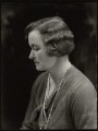 Enid Algerine Bagnold ('Lady Jones'), by Bassano Ltd - NPG x150807