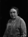 Catharine Allanson-Winn (née Lovibond), Lady Headley, by Bassano Ltd - NPG x150819