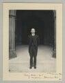 Sir Percy Alden, by Sir (John) Benjamin Stone - NPG x8263