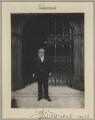 Sir William Allan, by Sir (John) Benjamin Stone - NPG x8264