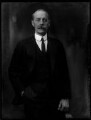 John Francis Granville Scrope Egerton, 4th Earl of Ellesmere, by Bassano Ltd - NPG x150837