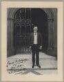 Hon. George Higginson Allsopp, by Sir (John) Benjamin Stone - NPG x8265