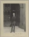 Sir William Reynell Anson, 3rd Bt, by Sir (John) Benjamin Stone - NPG x8266