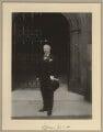 John Campbell, 9th Duke of Argyll, by Sir (John) Benjamin Stone - NPG x8291