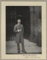 Hugh Oakeley Arnold-Forster, by Sir (John) Benjamin Stone - NPG x128586