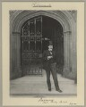 David Alexander Edward Lindsay, 27th Earl of Crawford and 10th Earl of Balcarres, by Benjamin Stone - NPG x8279