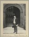 Alfred Baldwin, by Sir (John) Benjamin Stone - NPG x8280