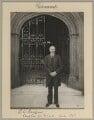 Gerald William Balfour, 2nd Earl of Balfour, by Sir (John) Benjamin Stone - NPG x8285