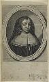 Henrietta Maria, by William Faithorne, published by  Nathaniel Brooke - NPG D22777