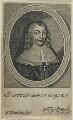 Henrietta Maria, by William Faithorne, published by  Nathaniel Brooke - NPG D22778