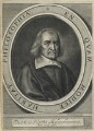 Thomas Hobbes, by William Faithorne - NPG D22785