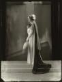 Hon. Sophia Zoe Isabelle Butler-Henderson (née Massey), by Bassano Ltd - NPG x150881