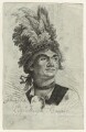 Joseph Brant (Thayendanegea), by James Peachey (Peachy, Pitchy), after  Gilbert Stuart - NPG D23311