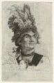 Joseph Brant (Thayendanegea), by James Peachey (Peachy, Pitchy), after  Gilbert Stuart - NPG D23311