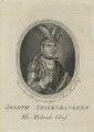 Joseph Brant (Thayendanegea), after Unknown artist - NPG D23312