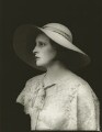 Nancy Phyllis Louise Heathcote-Drummond-Willoughby (née Astor), Countess of Ancaster, by Bassano Ltd - NPG x150897