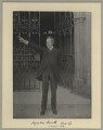 Augustine Birrell, by Sir (John) Benjamin Stone - NPG x8818
