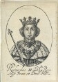 King Richard II, probably by William Faithorne - NPG D22805