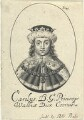 King Charles II, probably by William Faithorne, published by  Sir Robert Peake - NPG D22817